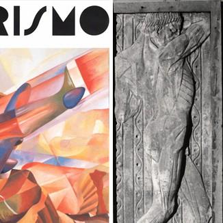 "2000 Exhibition ""Futurism"" – Palladian Basilica in Vicenza"
