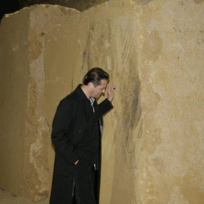 2009 – Zaha Hadid exhibition in the Regional Palace in Padova