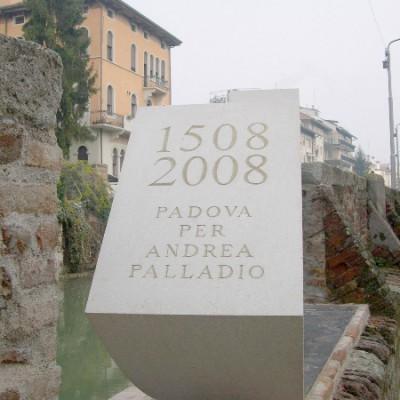 2008 Padua for Andrea Palladio