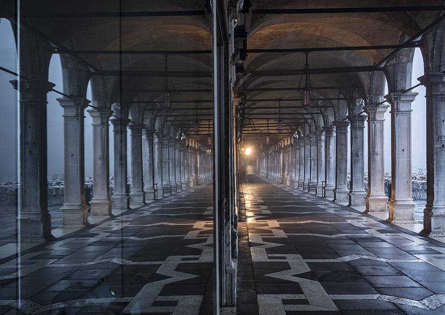 """2016 – """"INTO the LABYRINTH"""" alla Fondazione Querini Stampalia"""